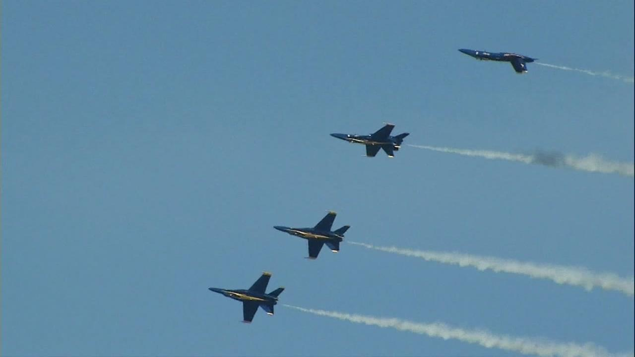 Fleet Week, Oracle Open World expected to bring 1.5M visitors to San Francisco