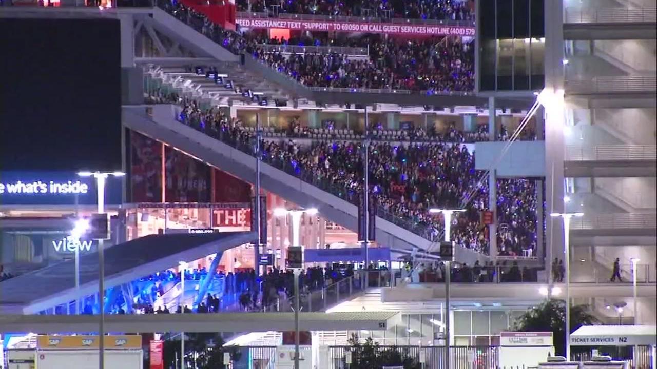 Coldplay rocks the stage at Levis Stadium past Santa Clara curfew