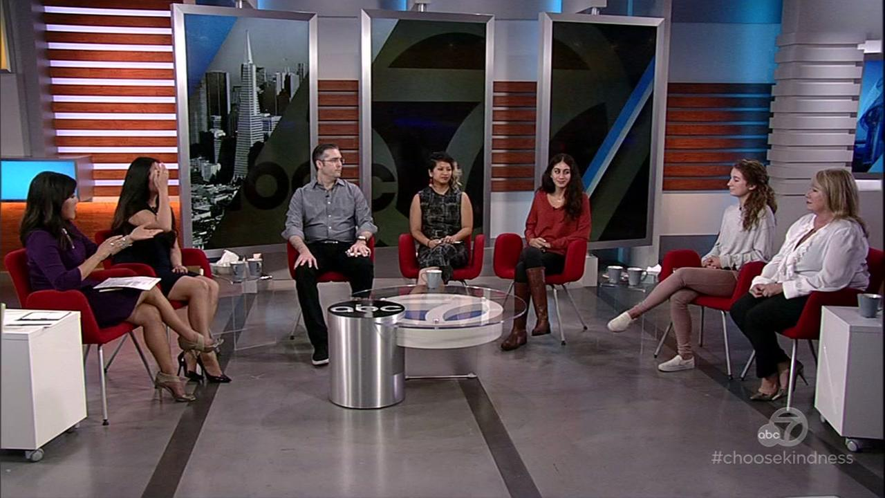 ABC7: Teen Mental Health Roundtable Part I
