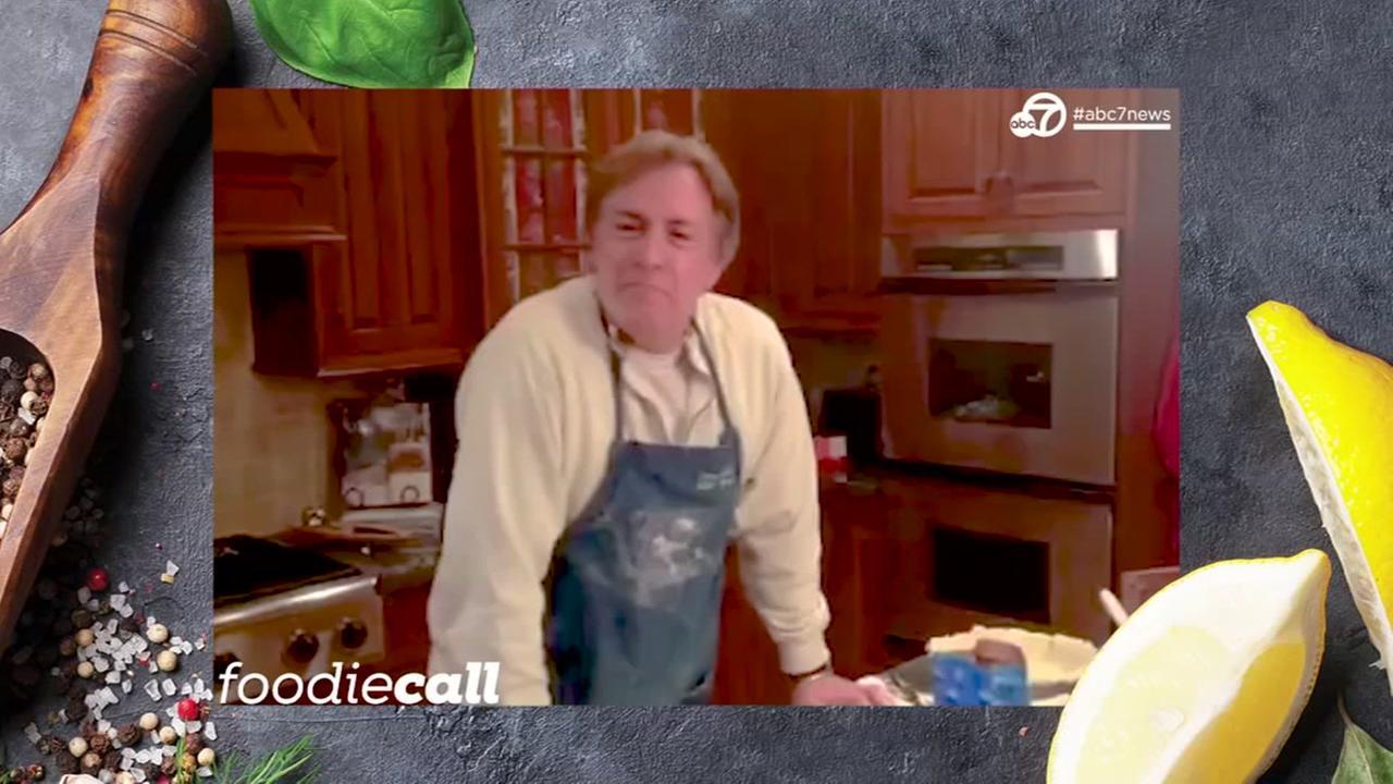 VIDEO: Dan's mom's apple pie