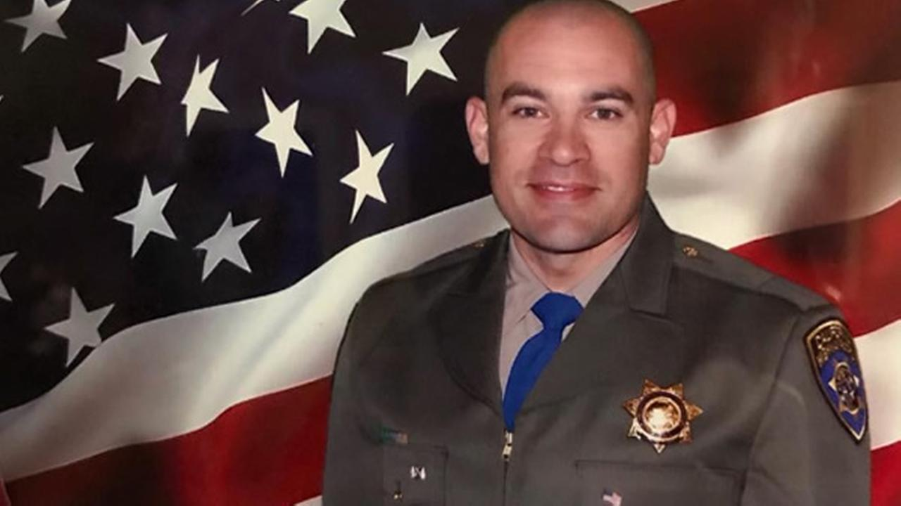 CHP Ofc. Andrew Camilleri is seen in this undated image.