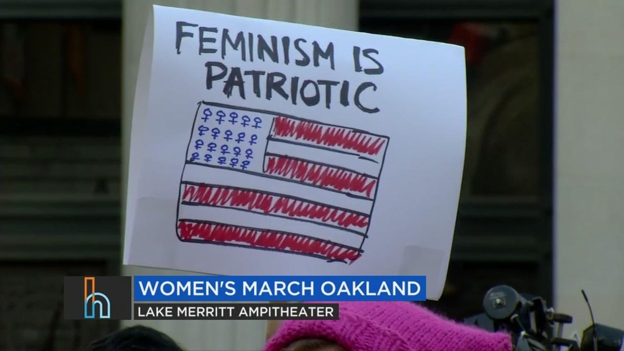 Bay Area Weekend Events: Women's March Oakland, SF Sketchfest