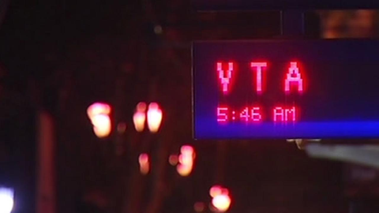 VTA took a moment to remember the victims of the 9/11 terrorist attacks and used the anniversary as a reminder to be vigilant on public transportation.