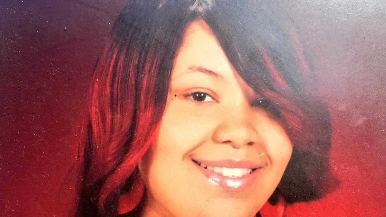 Kelli Zachery is pictured in a photo shared by her family.