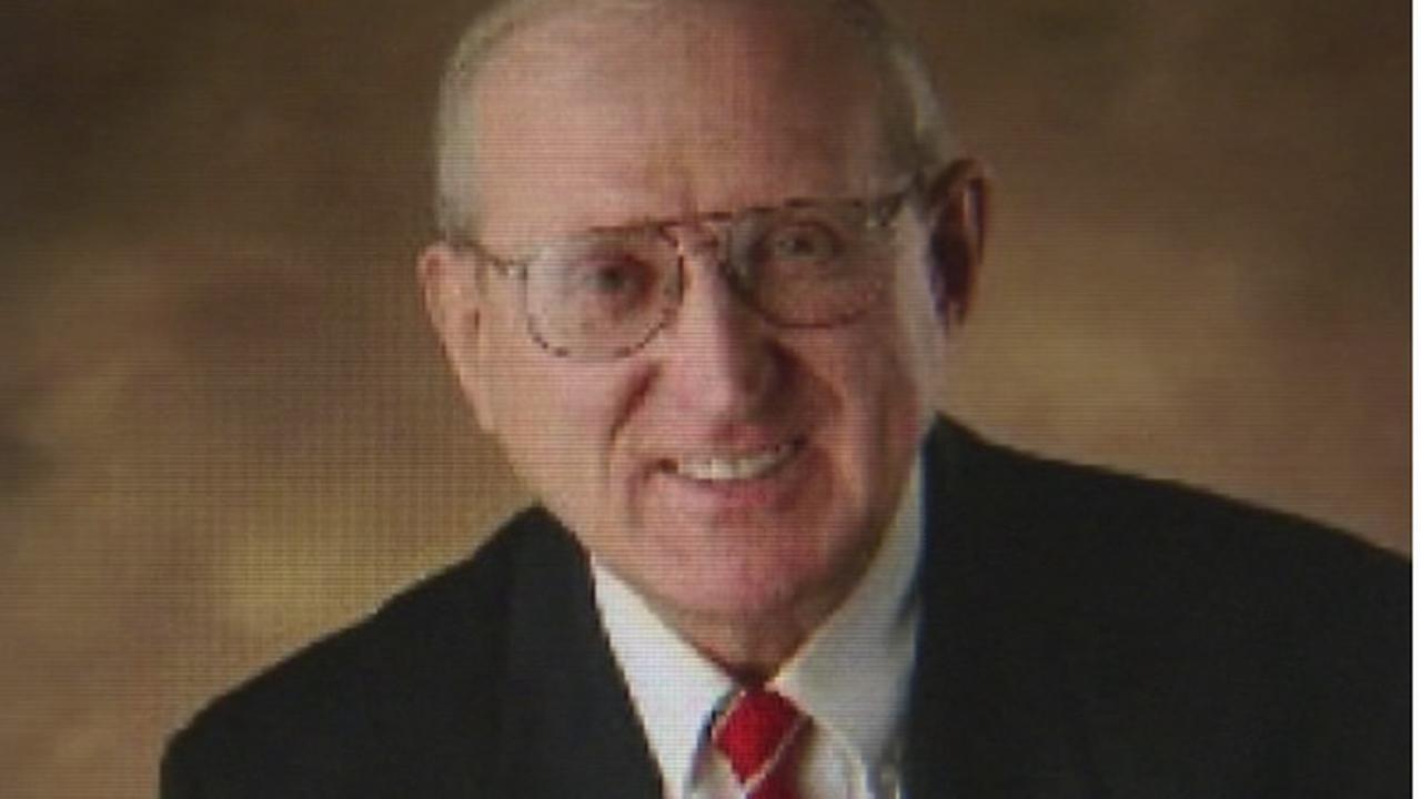 Arthur Jones is seen in this undated image.