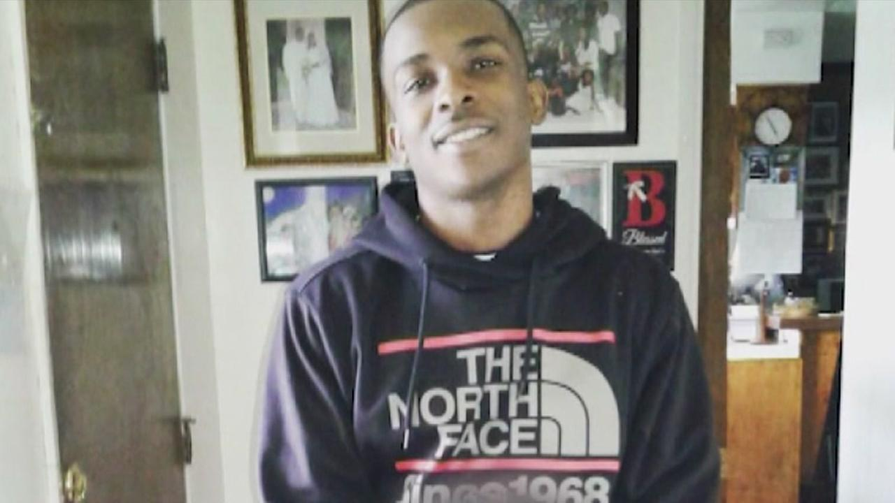 Sacramento shooting victim Stephon Clark is seen in this undated image.