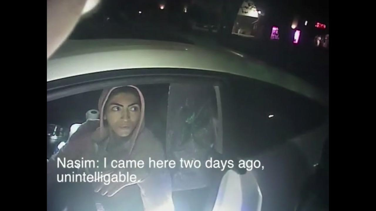 RAW VIDEO: Mountain View police body camera video of YouTube shooter