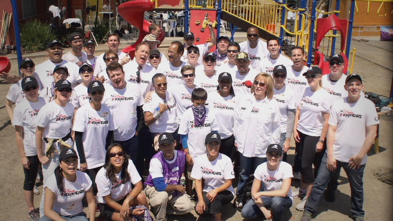 Oakland Playground Build