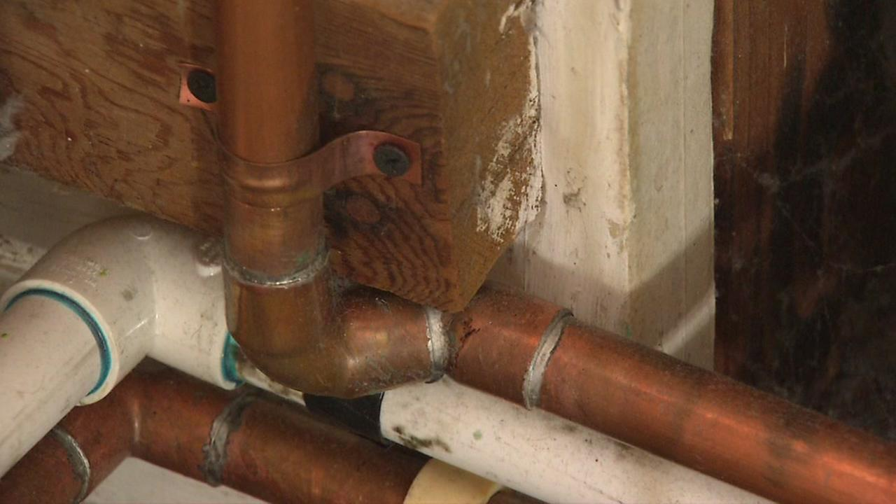 This is an undated image of pipes.