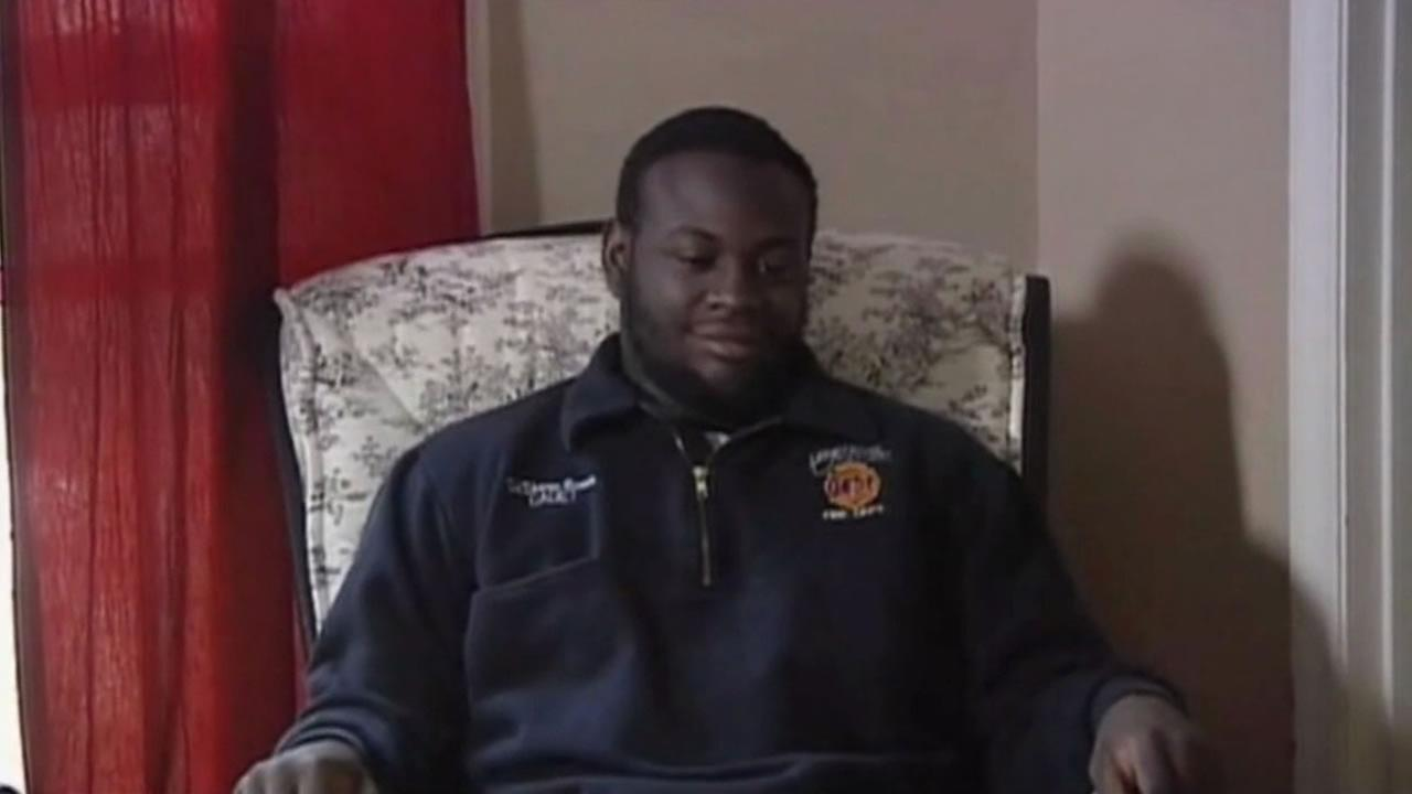 A North Carolina family is expressing outrage over the treatment of their 18-year-old foster son by police.