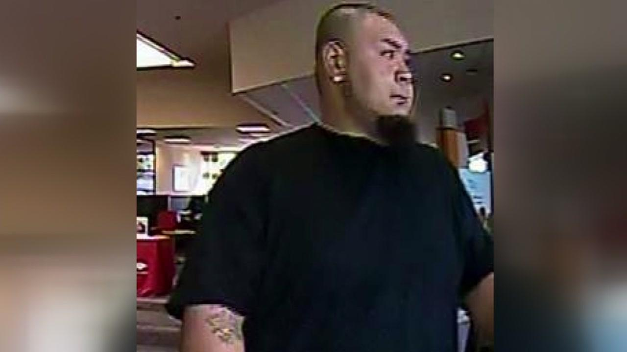 A man accused of snatching a 93-year-old womans purse in Concord, Calif. is seen in this undated image.