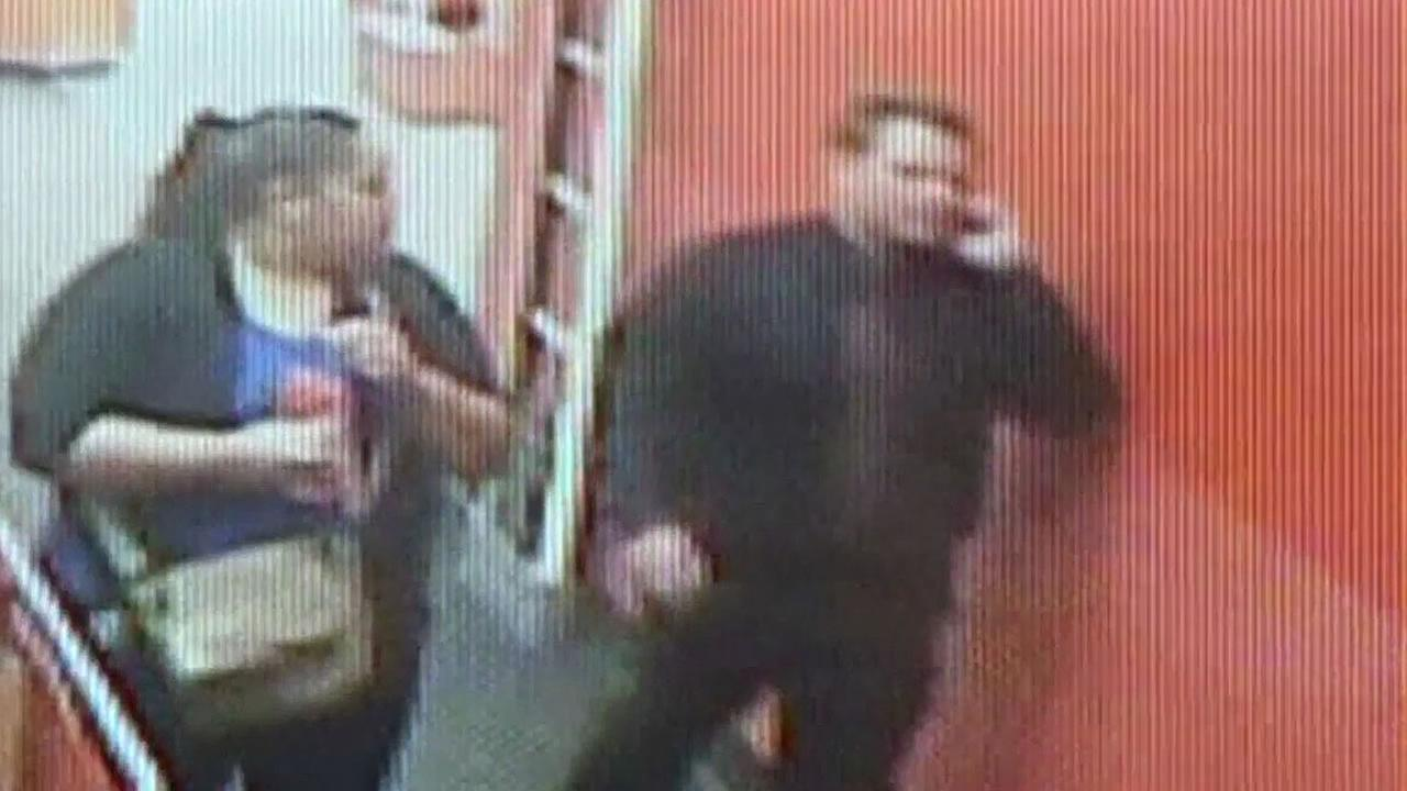 Suspect who touched two girls in two different East Bay stores.