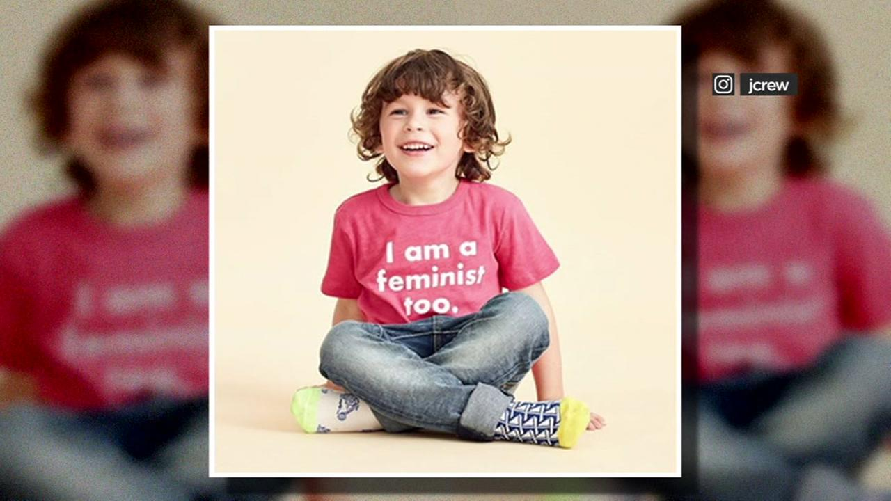 A J.Crew t-shirt for boys is seen in this undated image.