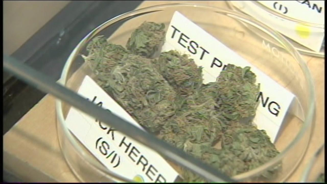 Marijuana for sale at a California dispensary on June 30, 2018.