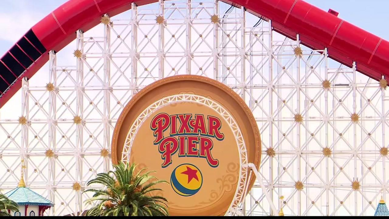Bay Area LIFE: Celebrate friendship and fun at Pixar Pier!
