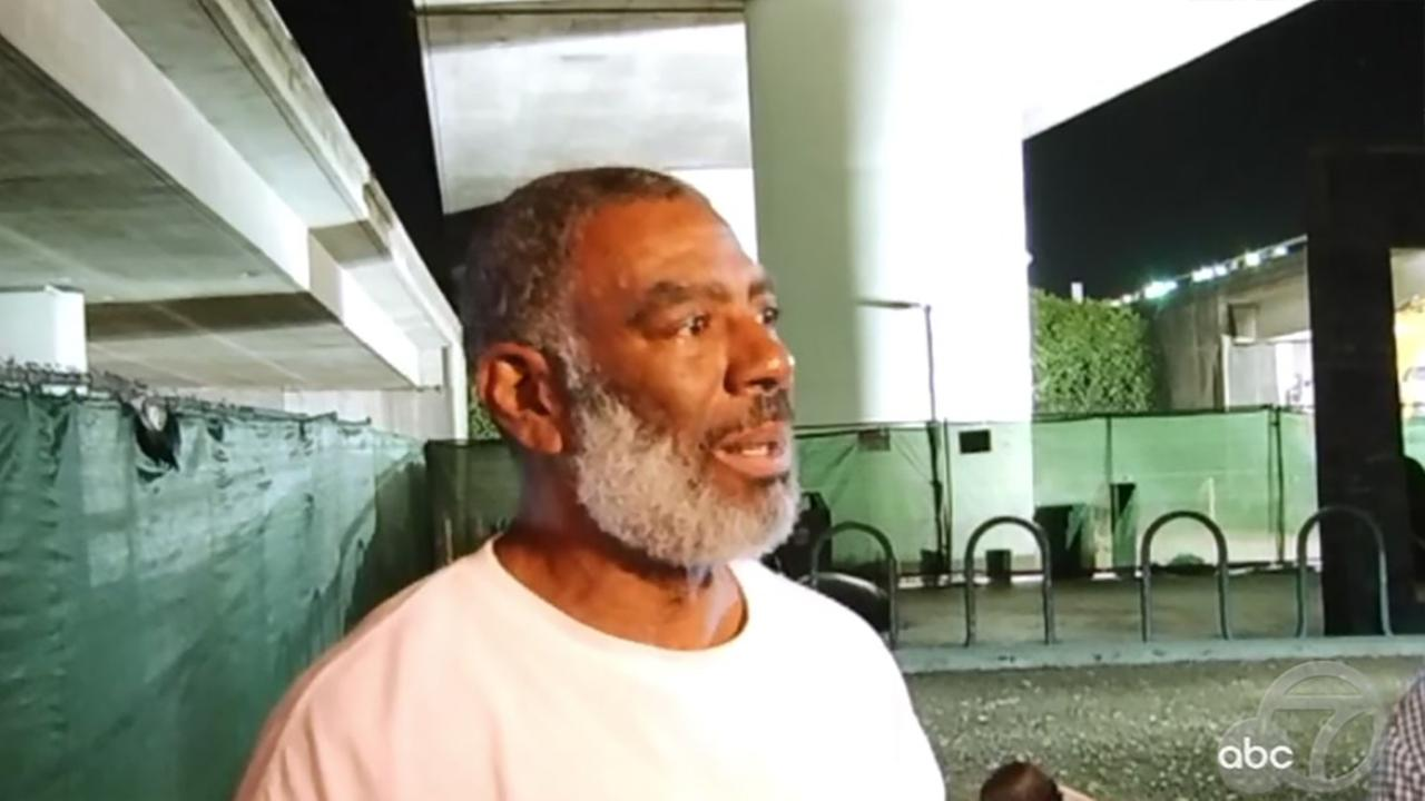 Father speaks out after double stabbing at BART station in Oakland, California on Monday, July 23, 2018.