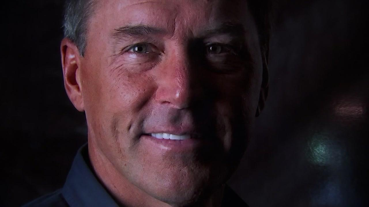 Dwight Clark is seen in this undated image.