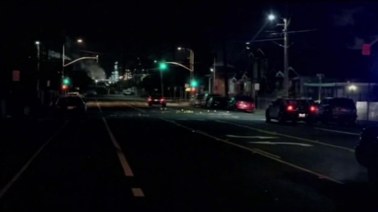There has been a series of gang violence involving teenagers in Richmond.