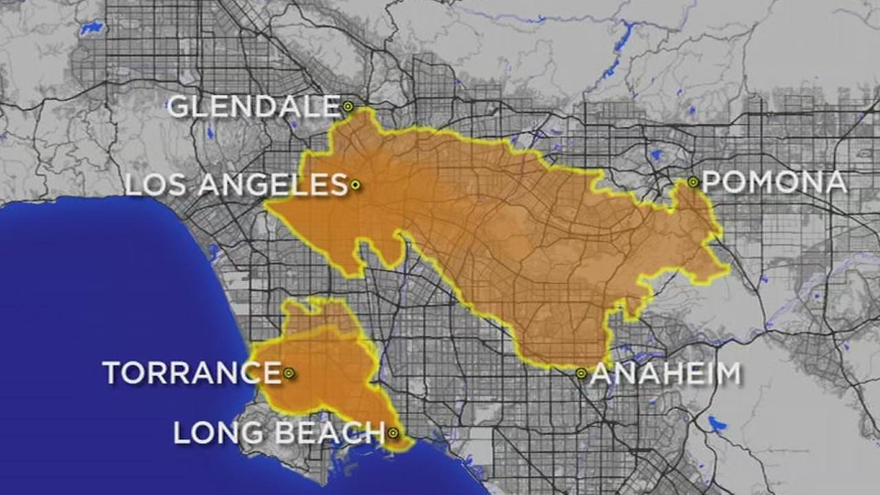 Cal Oes Fire Map.Mendocino Complex Fires Now Bigger Than Los Angeles Largest In