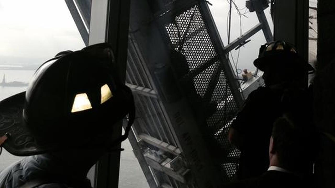 FDNY rescue window washers