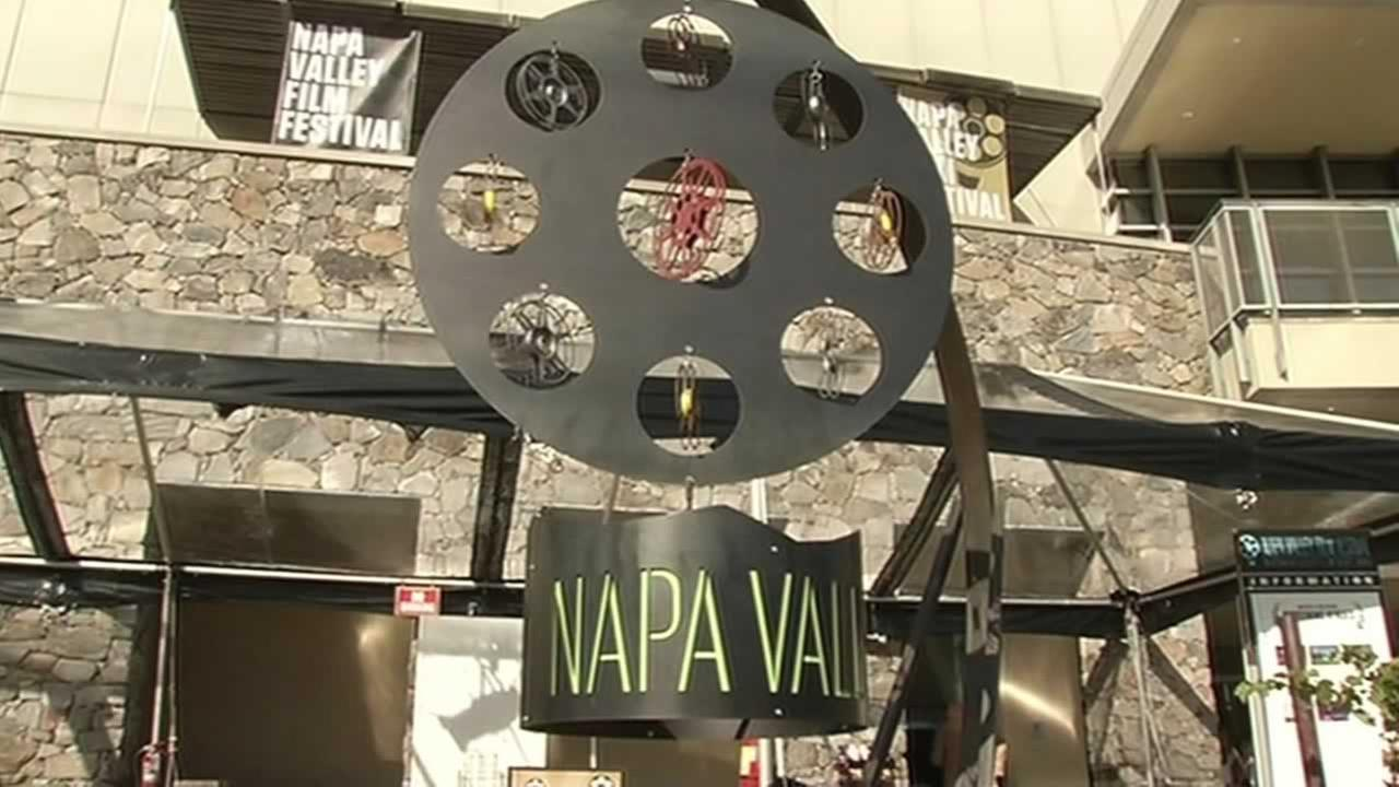 Some big stars are in wine country Friday night for the return of the Napa Film Festival. Its a big step in a return to normalcy after the big earthquake in August.