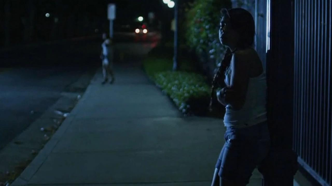 A young filmmaker hopes her latest project will bring attention to the rampant and depraved industry of child sex trafficking in the Bay Area.