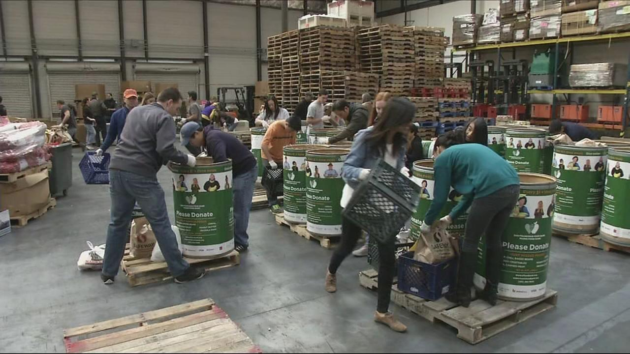 ABC7s Beyond the Headlines: Hunger