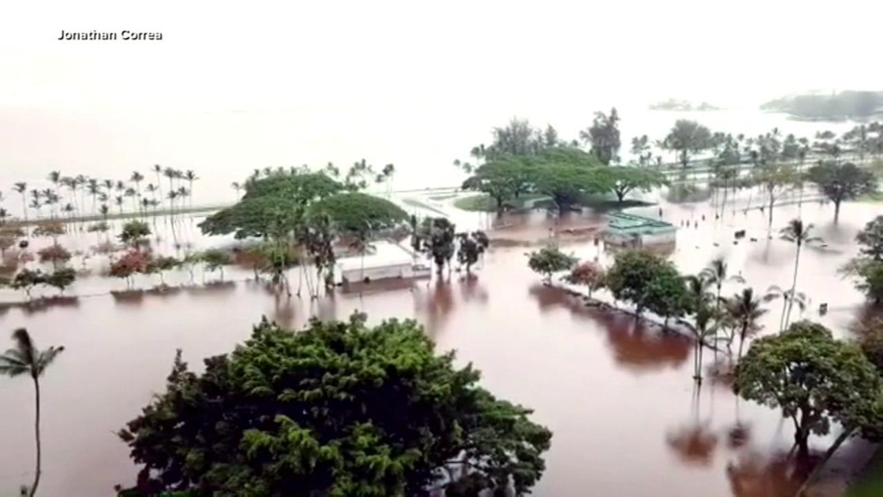 Flooding in the Kuban: from the resort began to take out children 09.07.2012 8