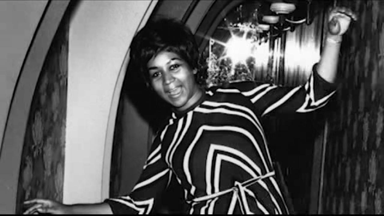 Aretha Franklin appears in this file image.