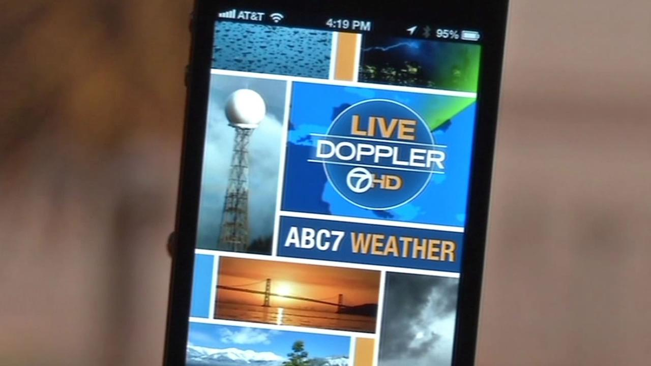 ABC7 News Weather App