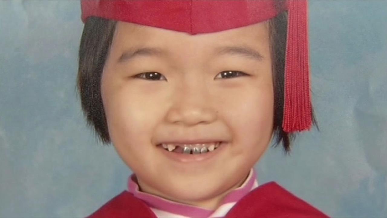 Sophia Liu fatally struck by Uber driver in San Francisco