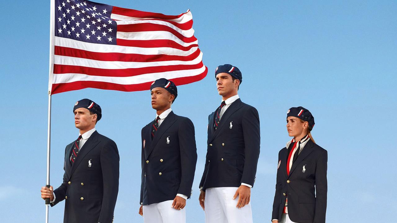 US athletes