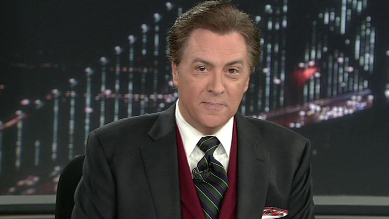 ABC7 News anchor Dan Ashley