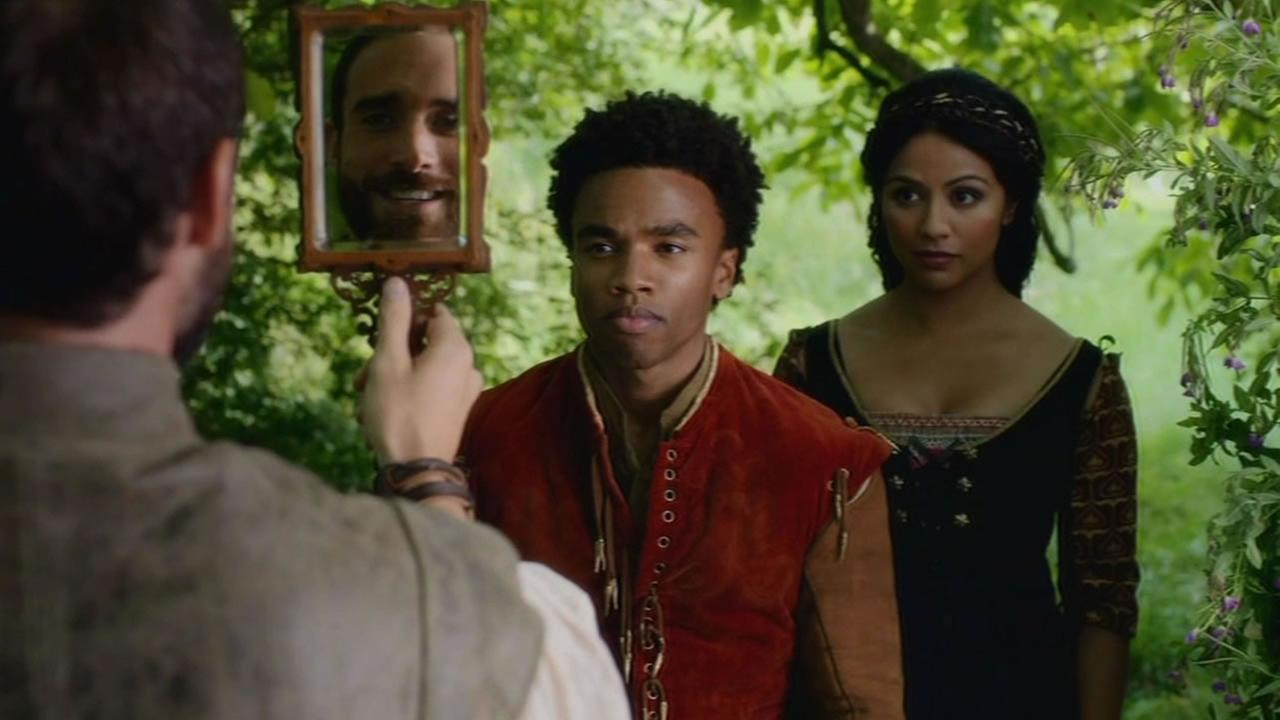 Galavant, a musical comedy set in Medieval Times debuts on ABC Sunday, Jan. 4.