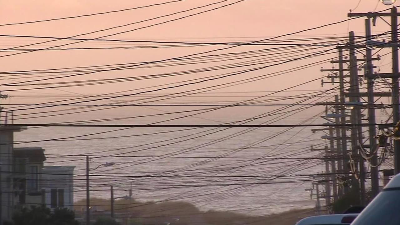 Efforts To Bury All Utility Wires In San Francisco Becoming Nearly Together With Telephone Wiring And Cable On Home Impossible Task