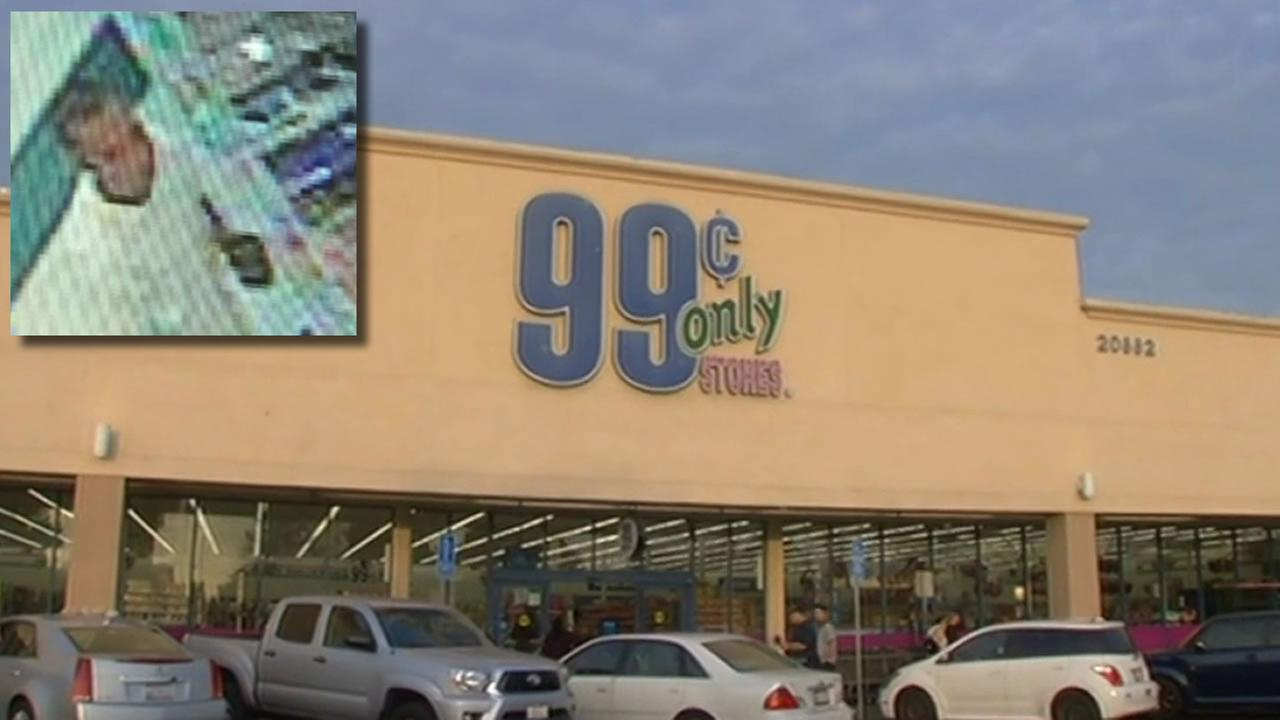 Alameda County Sheriffs Office Arrest Made In 99 Cents Only Store