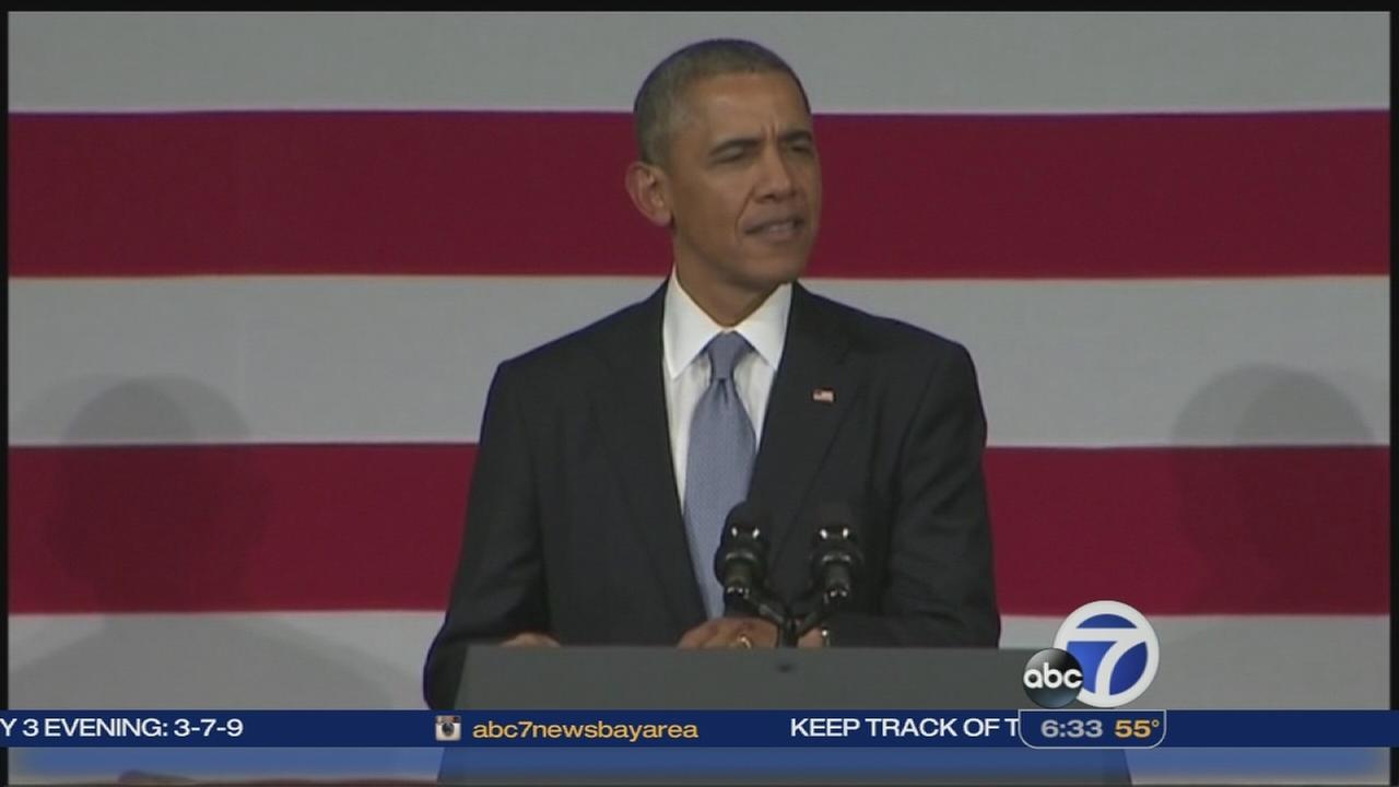 President Obama to speak at Walmart in Mountain View