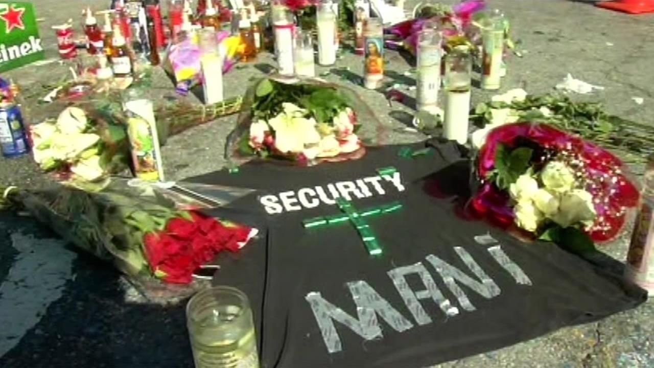 Vigil planned for security guard who was fatally shot in East San Jose