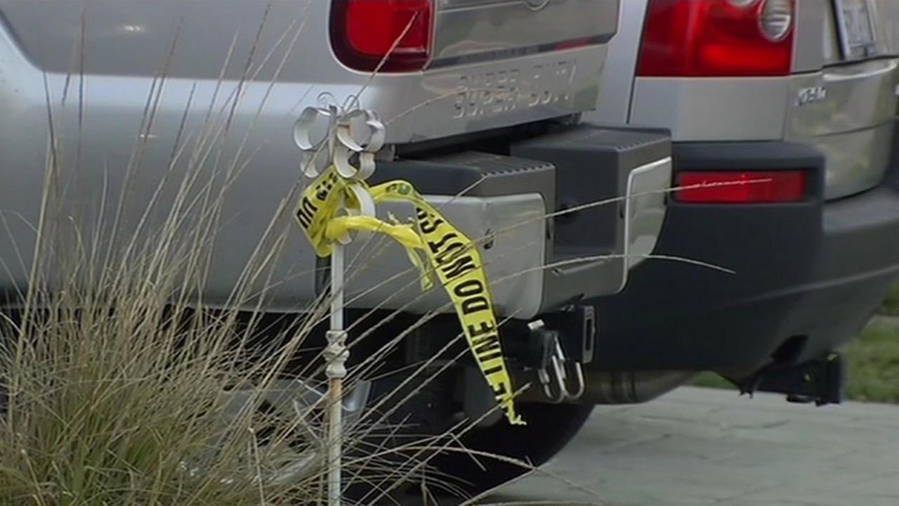Livermore crime scene