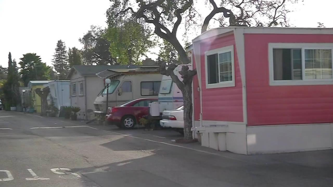 Palo Altos Buena Vista Mobile Home Park