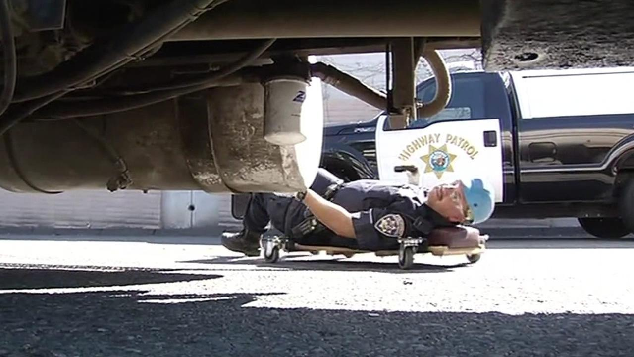 CHP inspections