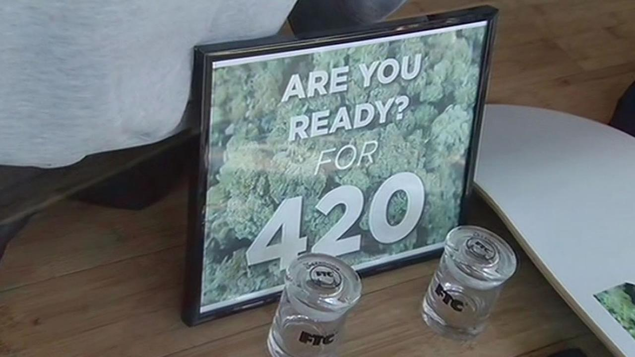 sign that asks, Are you ready for 420?