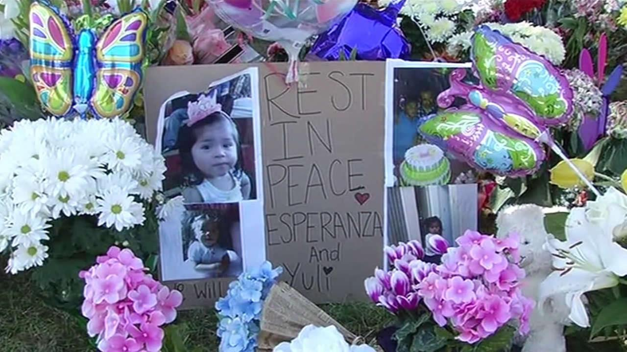 Memorial for Livermore mom and baby killed by alleged drunk driver