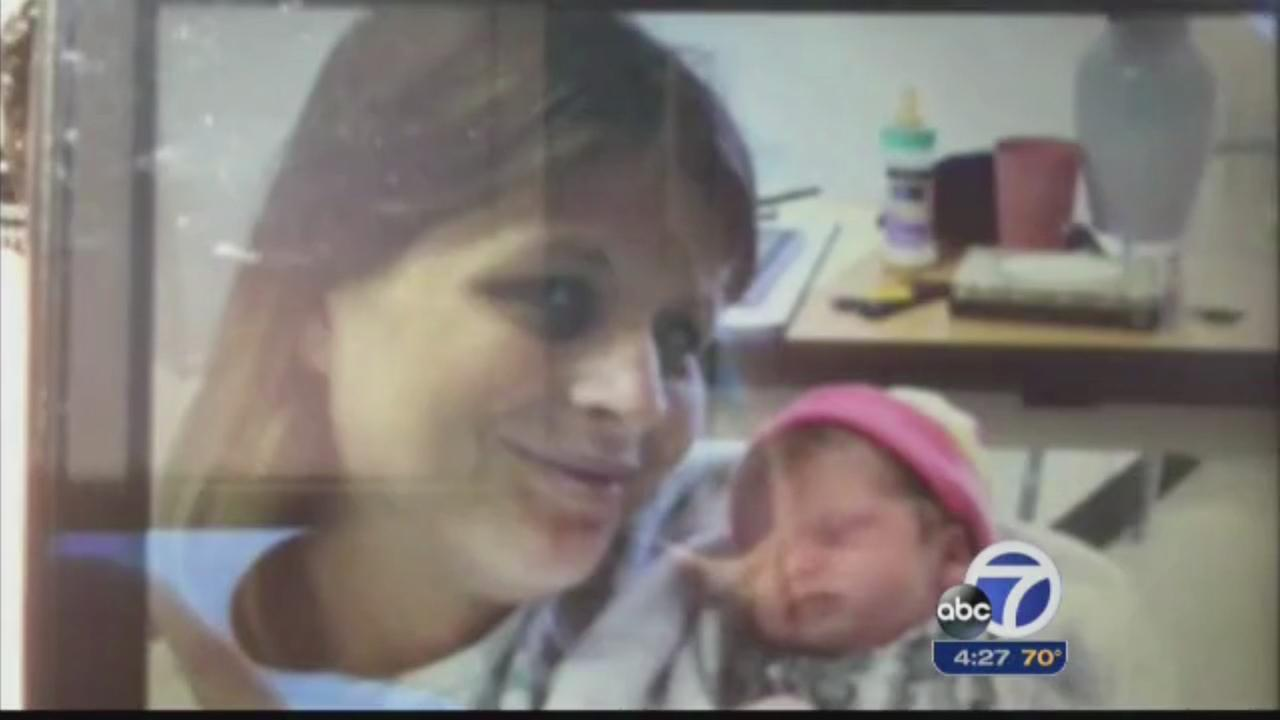 Family: Stranded woman rescued after giving birth in forest