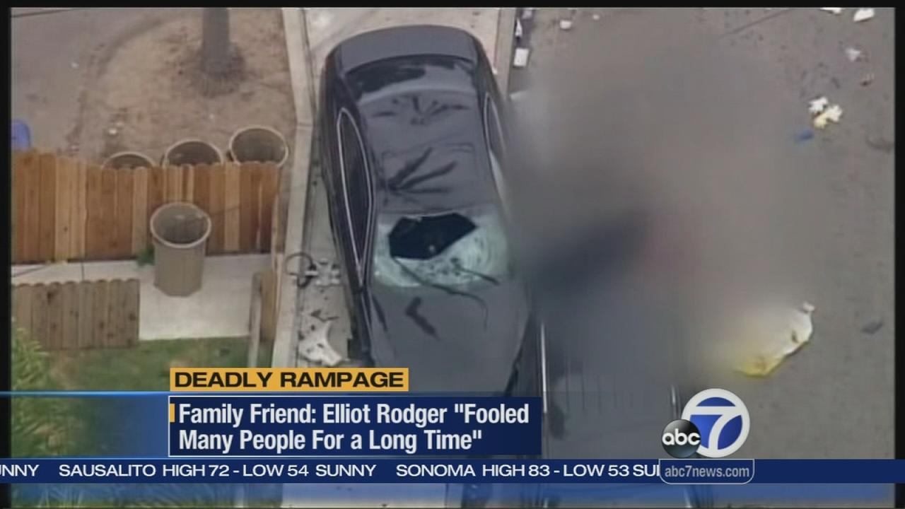Family friend says Elliot Rodger fooled many people