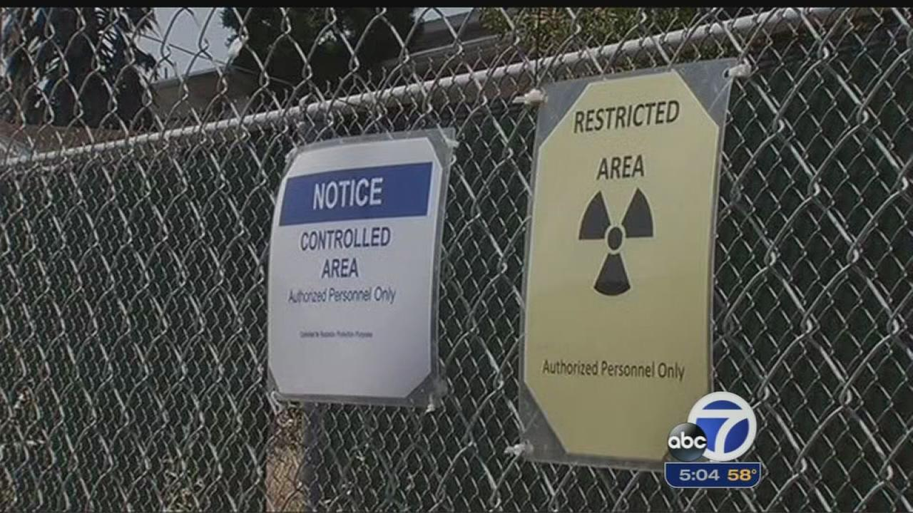 Officials to conduct radiation testing on Treasure Island