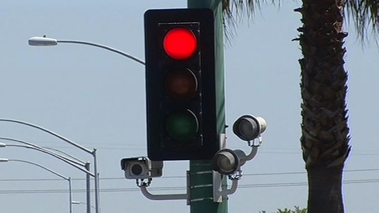 Millbrae Red Light Cameras Generate Record Number Of