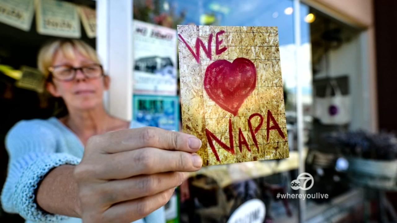 Where You Live: Napa Quake, One Year Later