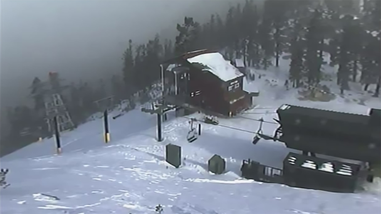 Heavenly Mountain Resort in South Lake Tahoe on Monday, December 31, 2018.