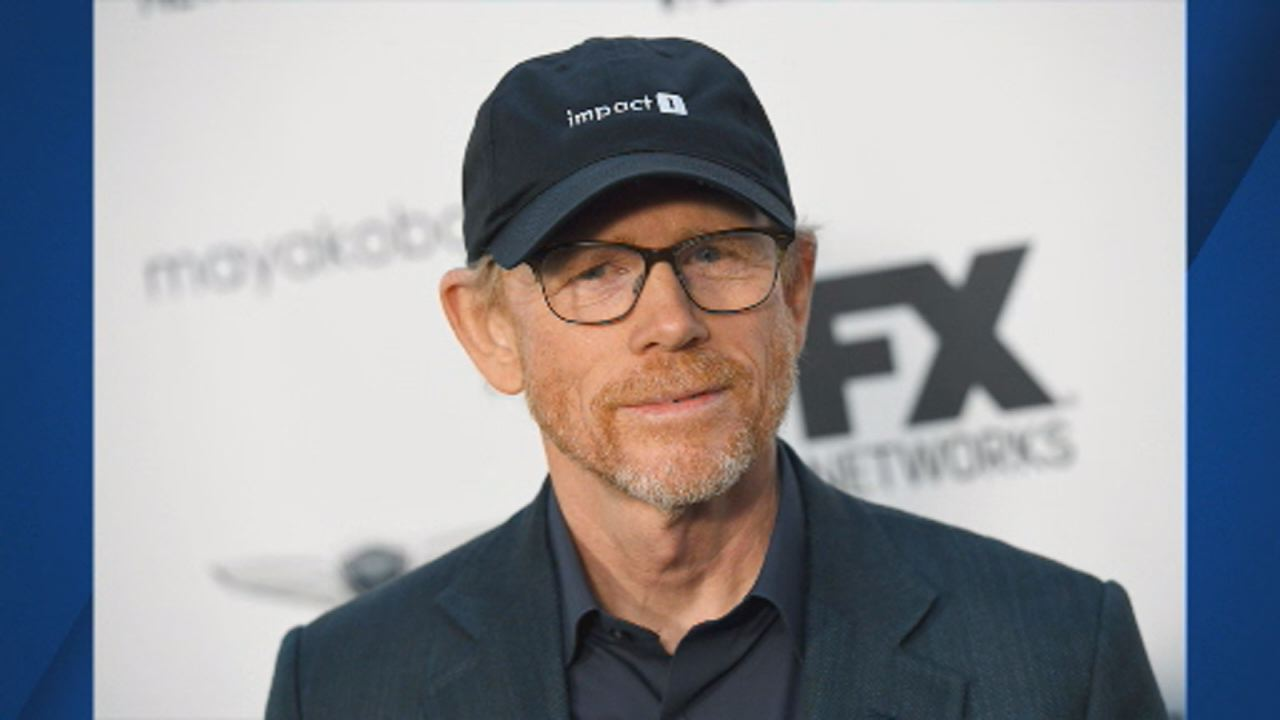 In this May 12, 2018 photo director Ron Howard poses for a portrait to promote his film, Solo: A Star Wars Story in Pasadena, Calif.